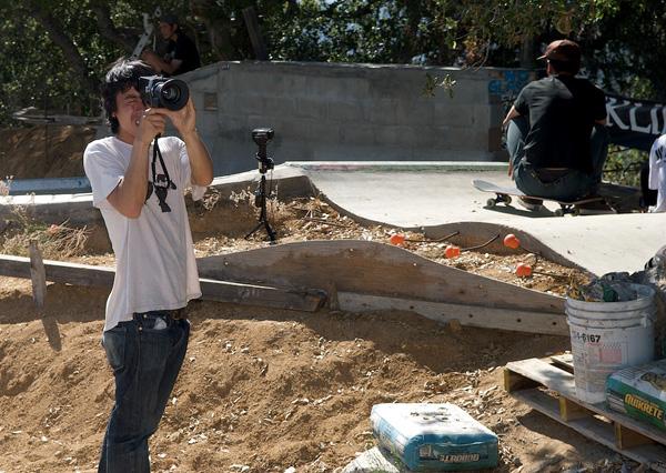 Mxmxmx filmer using film.