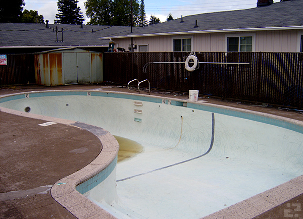 666 Pool, Oregon