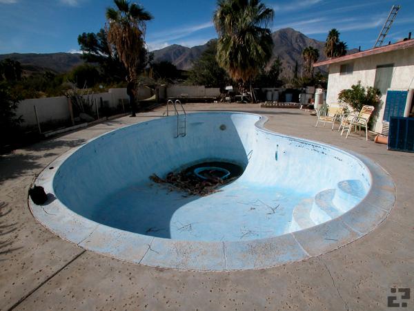 West Coast Empty Pools | Confusion Magazine: International ...