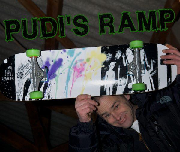 Pudi's Ramp