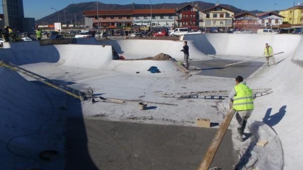 Irun (Guipuzcoa), Basque Country (on the border of Spain / France). Built by Iñigo & Miguel under the contractors Concrete Rudolf.
