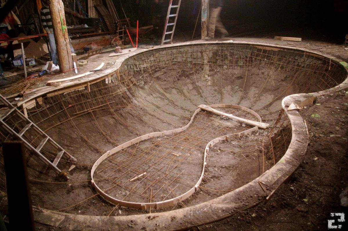 the maya pool diy backyard pool confusion magazine