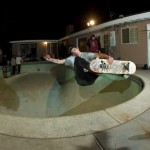 Johnny Abernathy. Frontside Air.