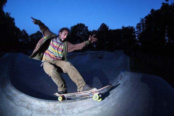 Velbert, Germany - skatepark checkout + mini skate tour