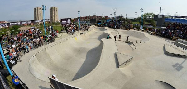overview converse skatepark