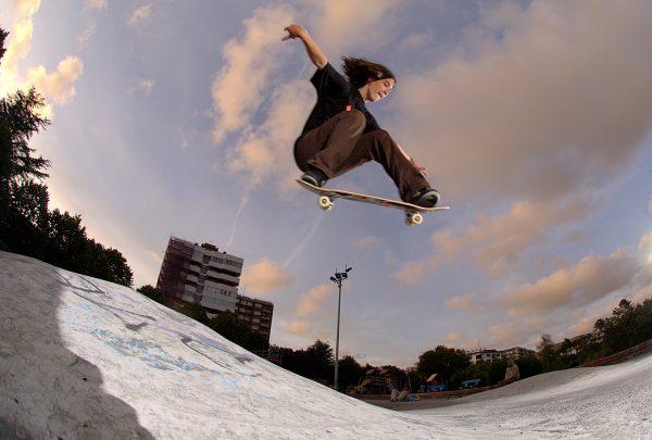 Ianie. Ollie in Bakio. Photo: Alex Mosterin