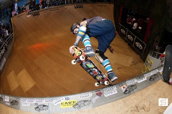 Duane Peters. Tailblock.