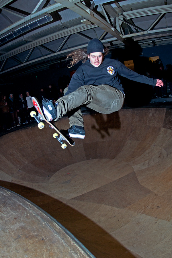 Nick Bax. Shifty air.