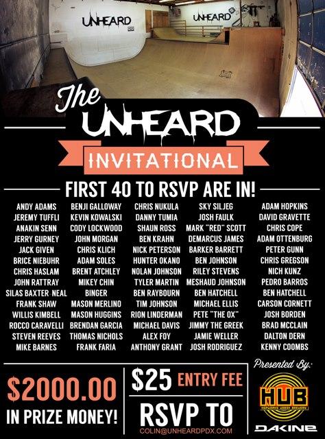 unheard_contest