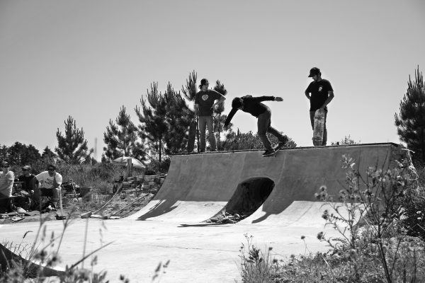 Ricardo. BS lip slide.