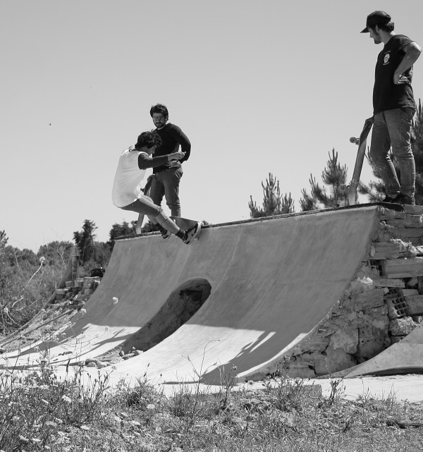Valter. FS 5-0 to fakie.