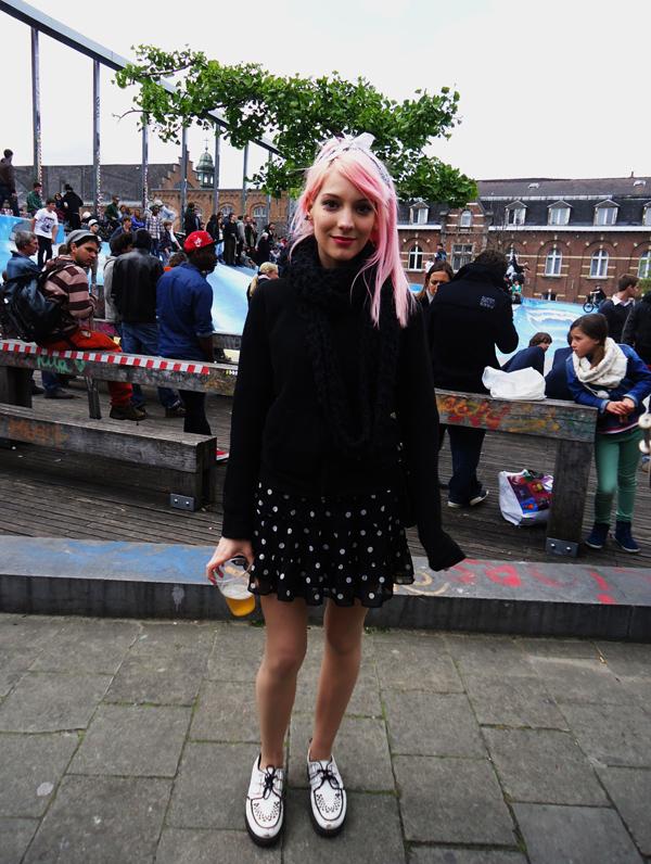 Girl.  Photo: Pauline Miller