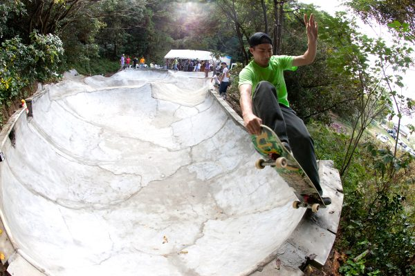 Nei Hoirie. Tailblock.  Photo: Nirei