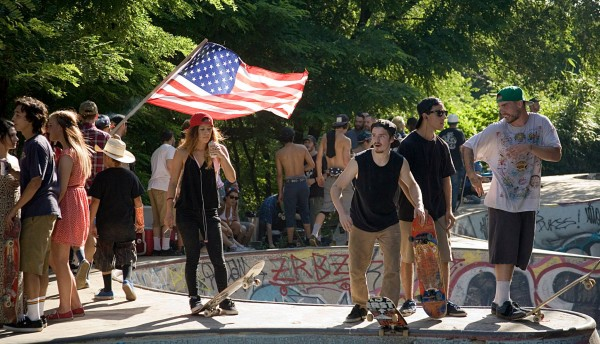 4th of July at FDR.