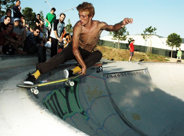 Richi. Crail slide.