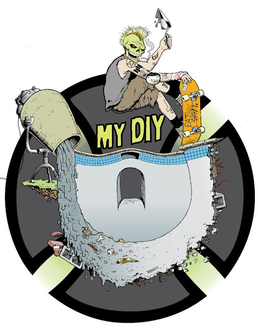 MY DIY graphic by ROLO.