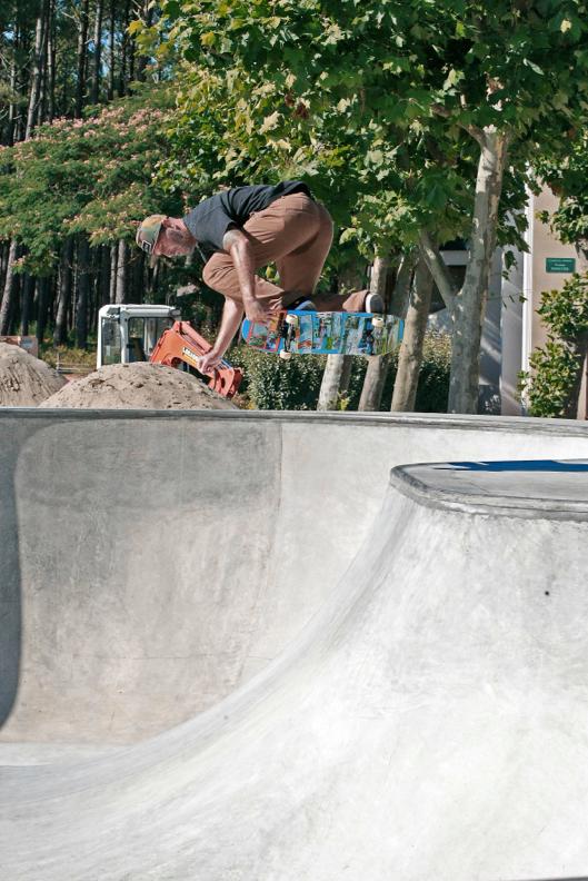 Grego. Backside air. Photo: J. Dolhats