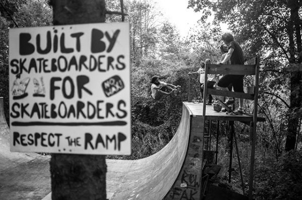 Ferit Batir. Pumpa vert ramp.  Photo: Kristijan Smok