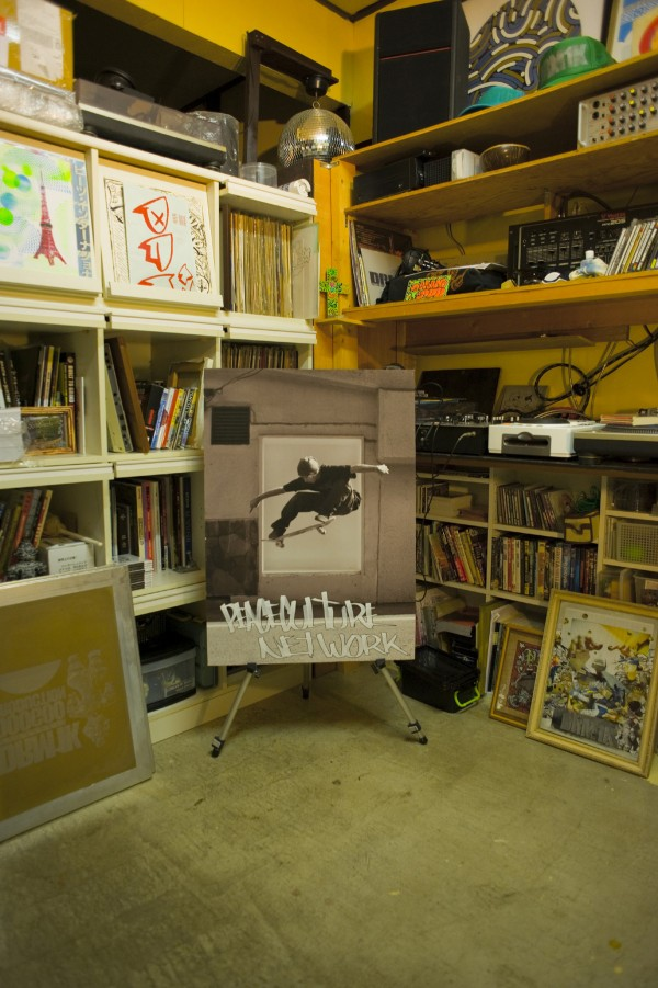 """MIZUTO """"Mit"""" WATANABE. Tokyo. DREAM1000 Office. Photo: CANBIN"""