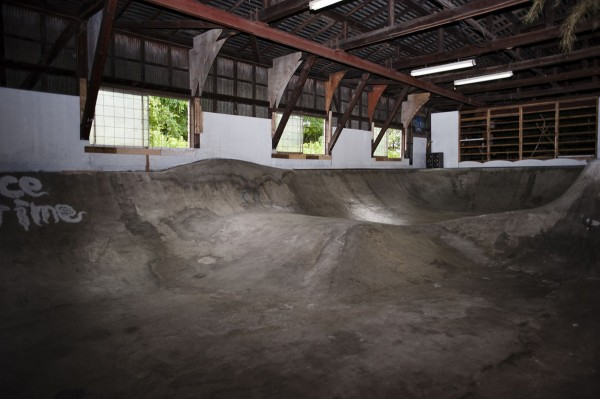 Zion Skatepark.  Photo: CANBIN.
