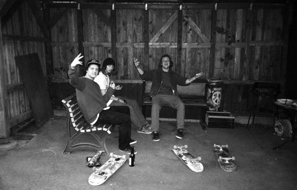 Dollin, Patty, and Malte