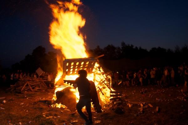 Pyromania.