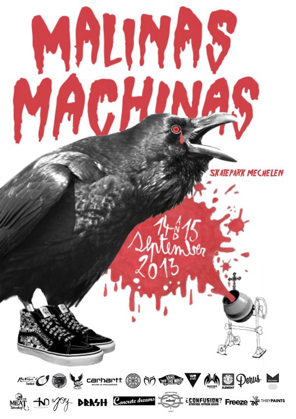 MALINAS-MACHINAS-III