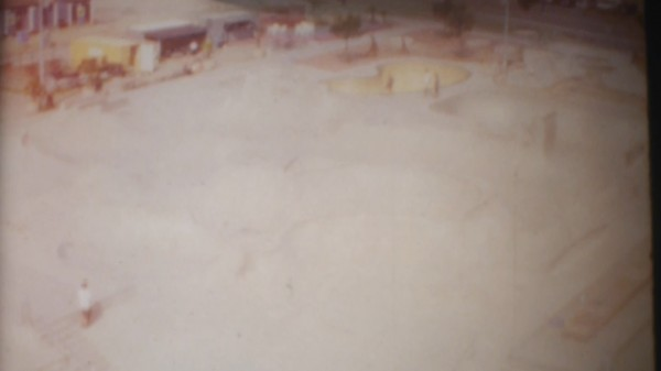Stapplebäddsparken - wash out - super 8mm still