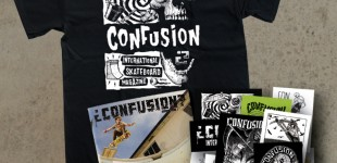 free confusion magazine sticker pack