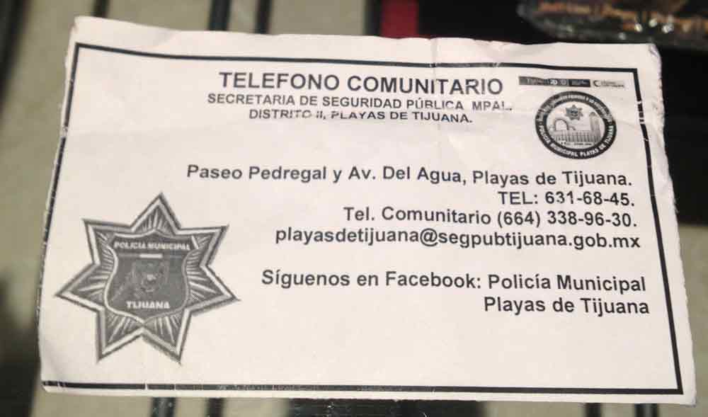 Consolidated in baja confusion magazine international federales business card also used to pick up chicks colourmoves