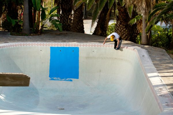 Roberto Alemañ. Backside disaster. Photo: Tony Lozza