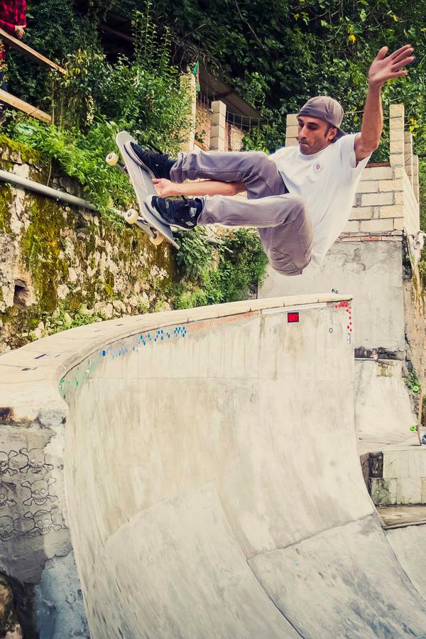 Diego Doural. Stalefish. Photo: Joseba Aldalur Tetuan.