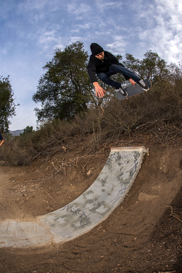 Omar Salazar. BS Melon.  Photo: Aaron Pettigrew