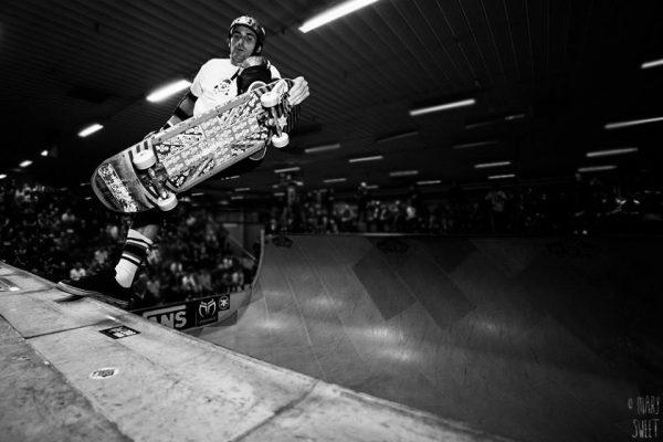 Sean Goff. Sweeper. Photo © Mary Sweet