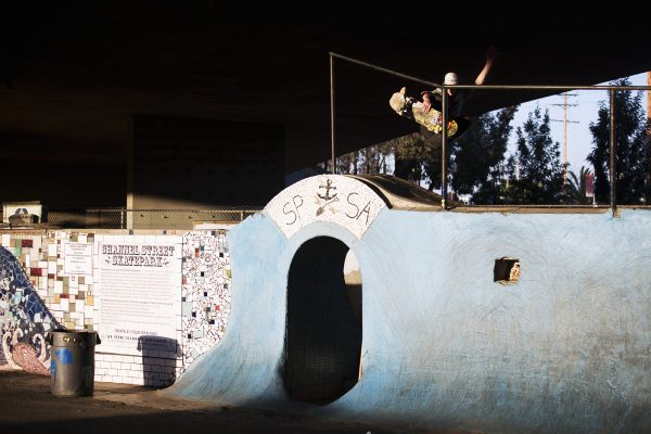 Shaun Ross, FSA. Channel Street.