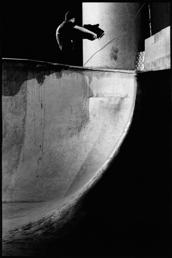 The stalefish is from a Washington Street night session with Justin and Jamie Weller. It was in a photo issue of The Skateboard Mag.