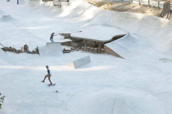 boilvia gap. photo: association de skate