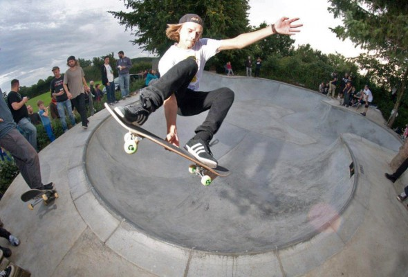 n Saturday Bela Ehmann tore that place a new one with stalefish disasters like nothing.