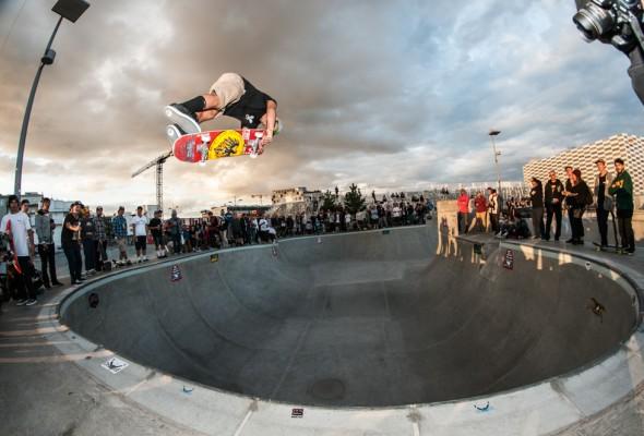 Alex Sorgenteö. Rocket air.  Photo: Nicola Debernardi