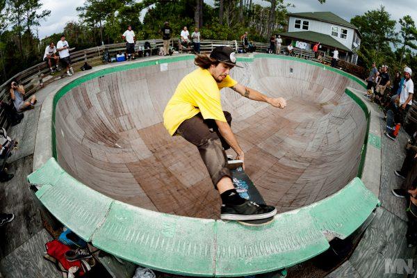 Ronnie O'neal. Crail slide.