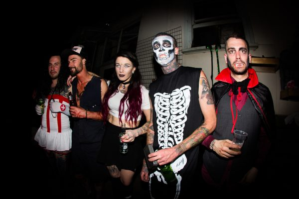 Grim Creeper Crew