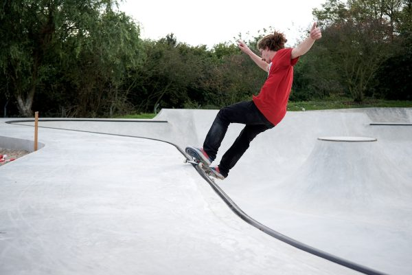 Sorry, forgot this guys name, but he helped build NorthBrigade 2.0. Front smith.