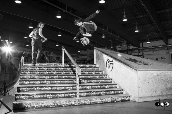 Daan van der Linden - switch kicflip
