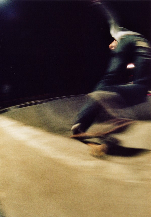 Flower's Finest: high speed backsmith.