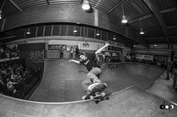Guillaume Mocquin. Frontside disaster