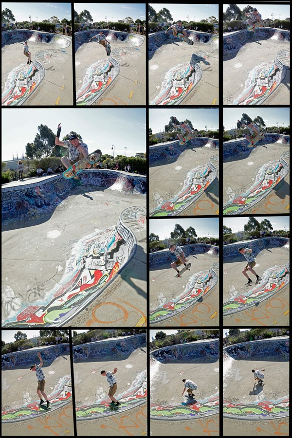 Big stale fish (sequence)