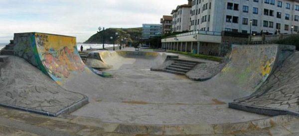 Old Zarautz Skatepark