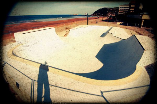 Zarautz overview. Photo: Chetos