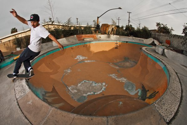 Kevin Nieto. Front rock