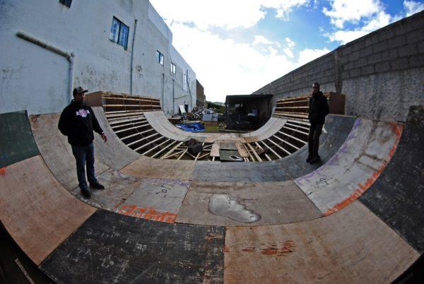 Fortu's ramp